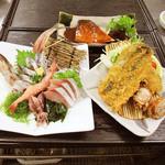 海湘丸 - 料理写真:漁師定食1,320円