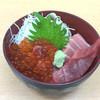 寿司処 けいらん - 料理写真:160520 いくらと中ろと丼(ハーフ)