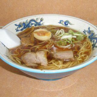 旭川ラーメン ゆーから - 料理写真:正油ラーメン 700円