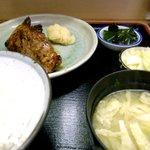 魚竹 - 鮪ほほ肉ランチ