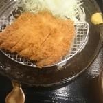 とんかつ瓢 - 料理写真:ロースカツ 2016.5/22