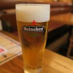 セコンダ バンビーナ - 生ビール