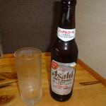 軍次家 - ノンアルコールビール(450円)