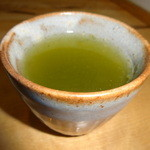 軍次家 - お茶