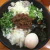 らーめん 逆流 - 料理写真:台湾まぜそば 850円+味玉