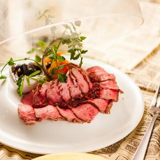 〜当店こだわりの肉料理〜
