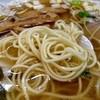 中華そば シンジョー - 料理写真:煮干そば