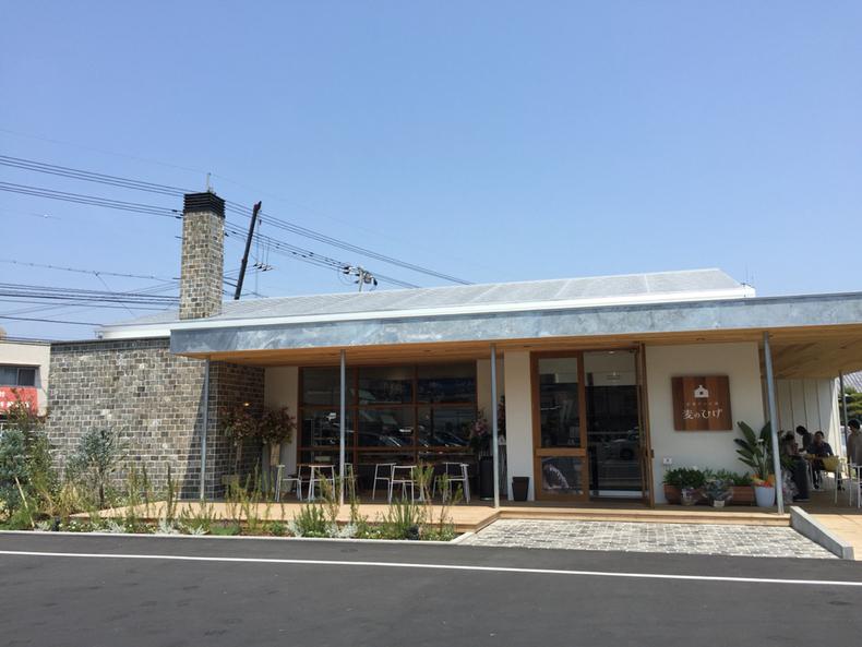 麦のひげ 津高店