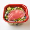北海丼丸 - 料理写真:サバマグロ丼!脂ののったシメサバと赤身の王様マグロのうれしい組み合わせ!