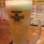 アズバード - プレモル生 380円