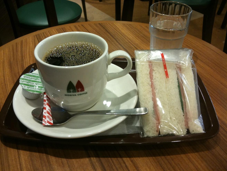モリバコーヒー 竹芝店