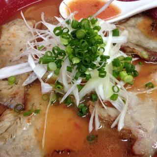 自家製麺・縁 - 料理写真:トマトチャーシュー1,400。