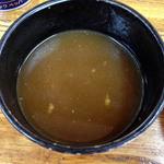一陽来福 - スープ割り