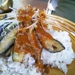 51345170 - 粗挽肉と揚げ茄子のカレー