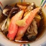 太田鮨 - 豪華なもずく酢