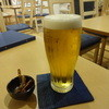 ダイニング トクシマ - ドリンク写真:神山すだちビール:640円