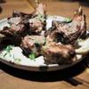 カッチャル バッチャル - 料理写真:仔羊のスペアリブ