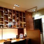 チャンパーカフェ - 店内の様子