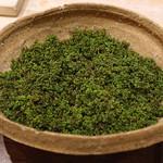 麻布 幸村 - 大量の花山椒