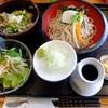 ゆう - 料理写真:ランチ Bセット(蕎麦・季節の漬け丼)