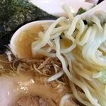 51358555 - 菅野製麺の中細麺