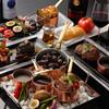 アロマーズ - 料理写真:「黒」をテーマに黒毛和牛、黒豚、黒トリュフを愉しむディナービュッフェ