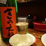 トモ - 2016.05 きのえね、千葉県、飯沼本家、純米吟醸原酒