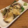 旬味屋 サンタ - 料理写真:鮑の塩蒸し
