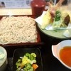 瑳山 - 料理写真:天せいろそば 1280円!
