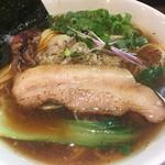 山麺 - 魚出汁の中華そば