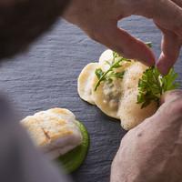 ステファン・パンテルが生み出す独創性溢れる料理