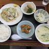 西海 - 料理写真:特別定食