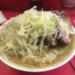 ラーメン二郎 - こぶた野菜
