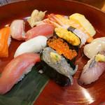 かもめ丸 - おまかせ寿司