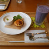 みなみ風 - 料理写真:タルトとパンナコッタのセット