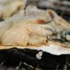 カキ小屋 - 料理写真:焼きます