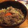酒房 とまり木 - 料理写真:牛すき丼