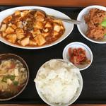 台北榕園 - 麻婆豆腐定食
