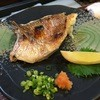 あんらく亭 - 料理写真:鯛の塩焼き