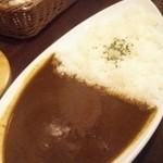 近江屋清右衛門 - 料理写真:水曜日だったのでカレーは500円!