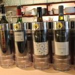 自然派ワインのお店 オーガリ - ドリンク写真:本日のグラス
