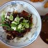 たこ八 - 料理写真:どて飯