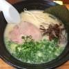 コハクノトキ - 料理写真:博多豚骨ラーメン