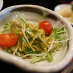 柊家 - サラダ