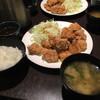 一番どり - 料理写真:テンカラ定食(中) ご飯小盛り(30円引き)    700円