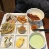 ローザンベリー多和田 バイキングレストラン - 料理写真:ブロッコリー春ちらし、グリーンピースポタージュ、桜エビのゼッポリーニ、味噌グラタン、チキンカレーなど