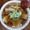あべ食堂 - 料理写真:中華そば(\650税込み)
