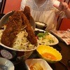 やまなみ - 料理写真:鮎丼と黒から揚げ