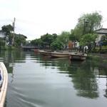 51433335 - 柳川の川下りをしました。