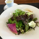 SAI - 鮮度の良いサラダ